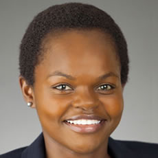 meet dr roselyne gichana